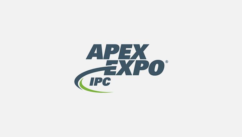 2020년도 IPC APEX EXPO 전시회 참가